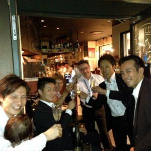 飲み会in新宿