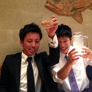 6/28飲み会⑯